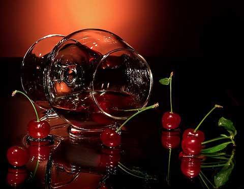 рецепт пьяной вишни