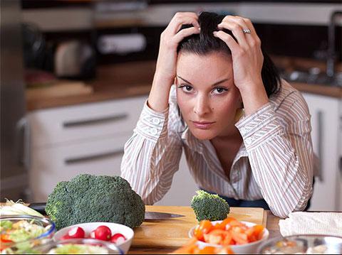 продукты от стресса