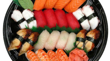 Как появились суши?