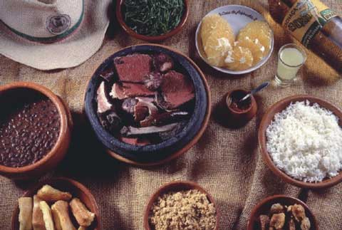 кухня Бразилии