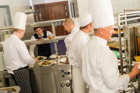 оснащение кухни