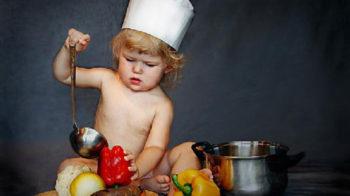 Как приучить малыша к супу?
