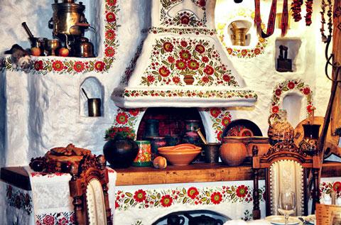 кухни в украинском стиле
