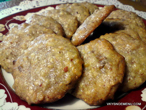 флорентийское печенье