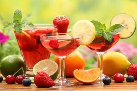 коктейли с алкоголем