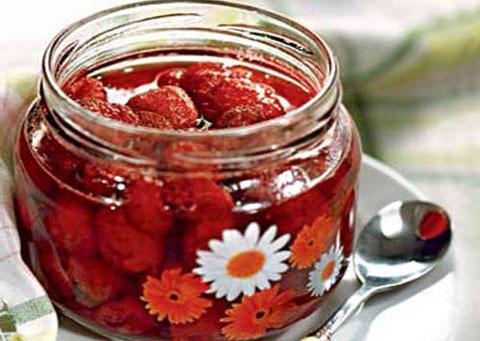 Рубиновый конфитюр из томатов – кулинарный рецепт