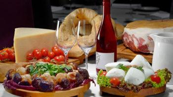 Приготовим итальянский обед!