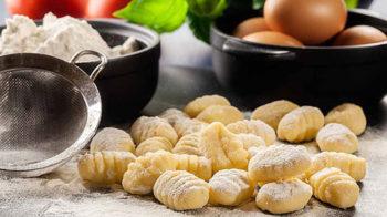 Итальянская кухня: ньокки