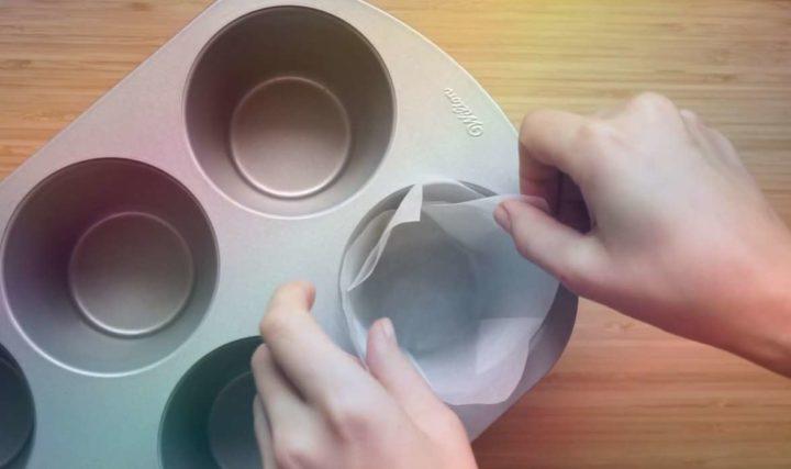 формочка для выпекания